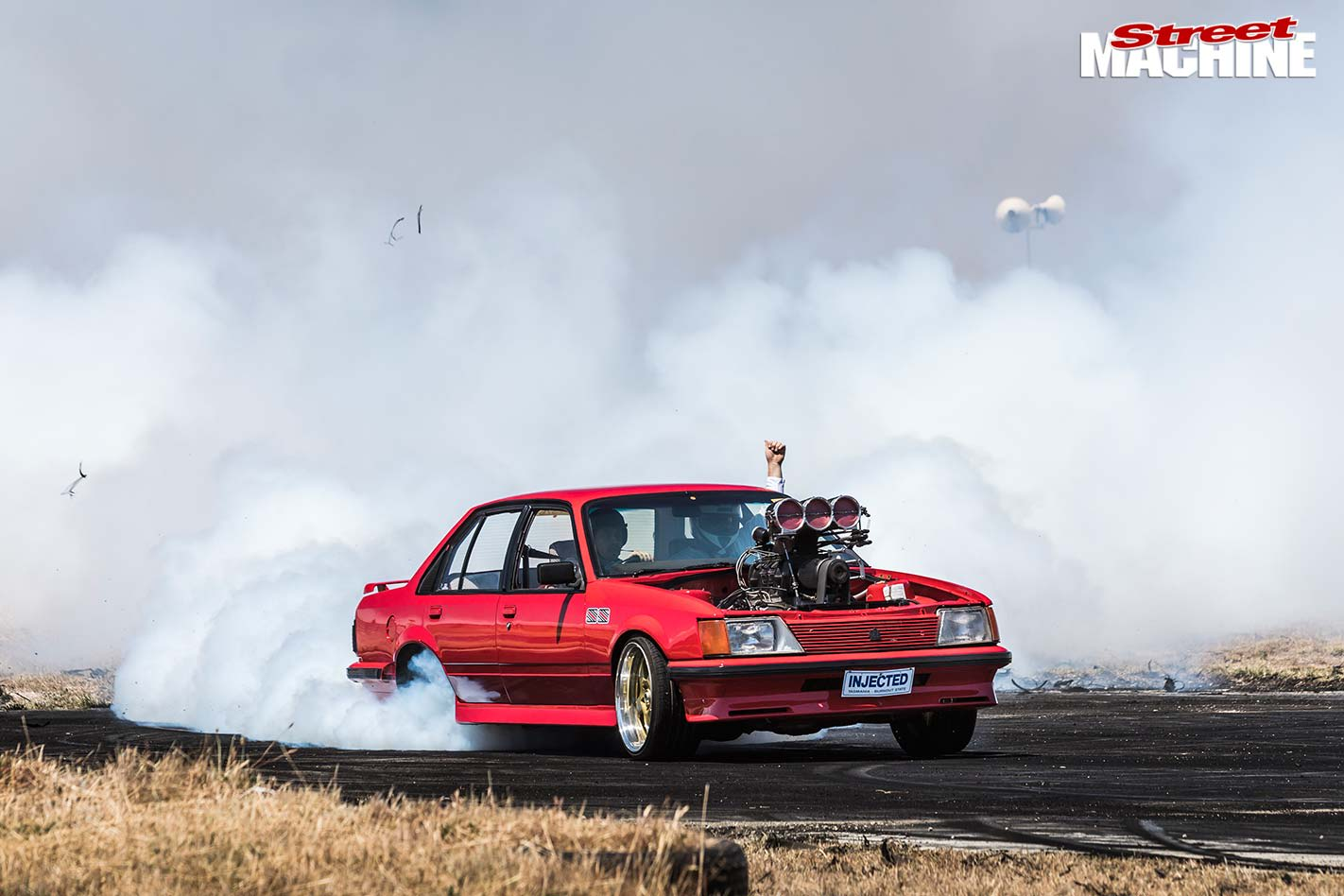 Holden VH Commodore at powercruise