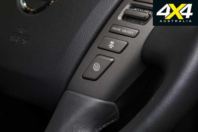 Nissan Patrol Ti Safety Feature Jpg