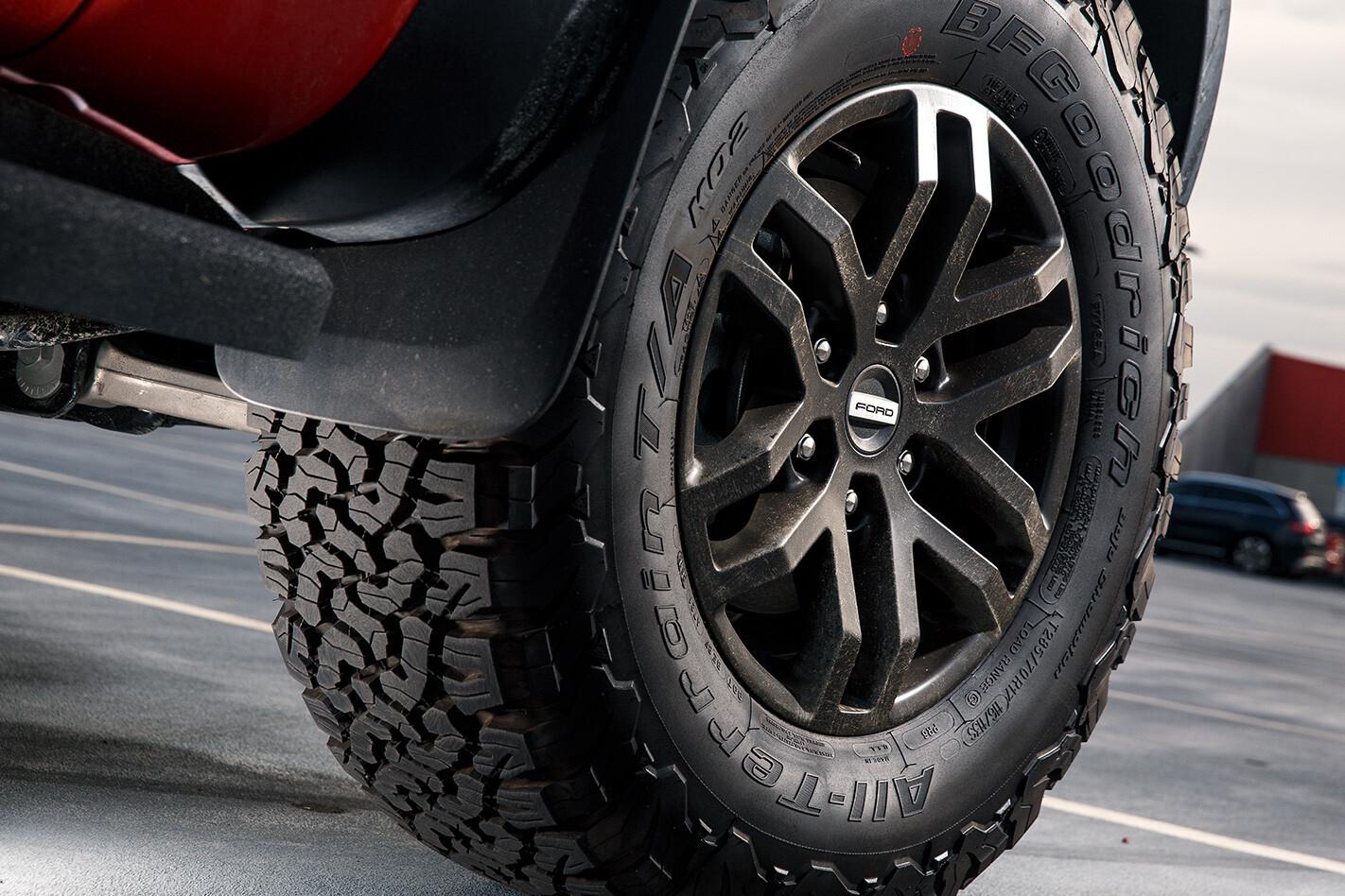 2019 Ford Ranger Raptor Wheel