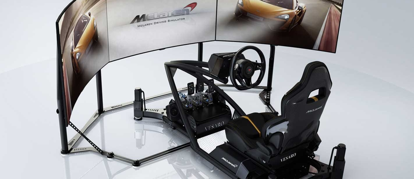 Opinion Driving simulators are valuable tools
