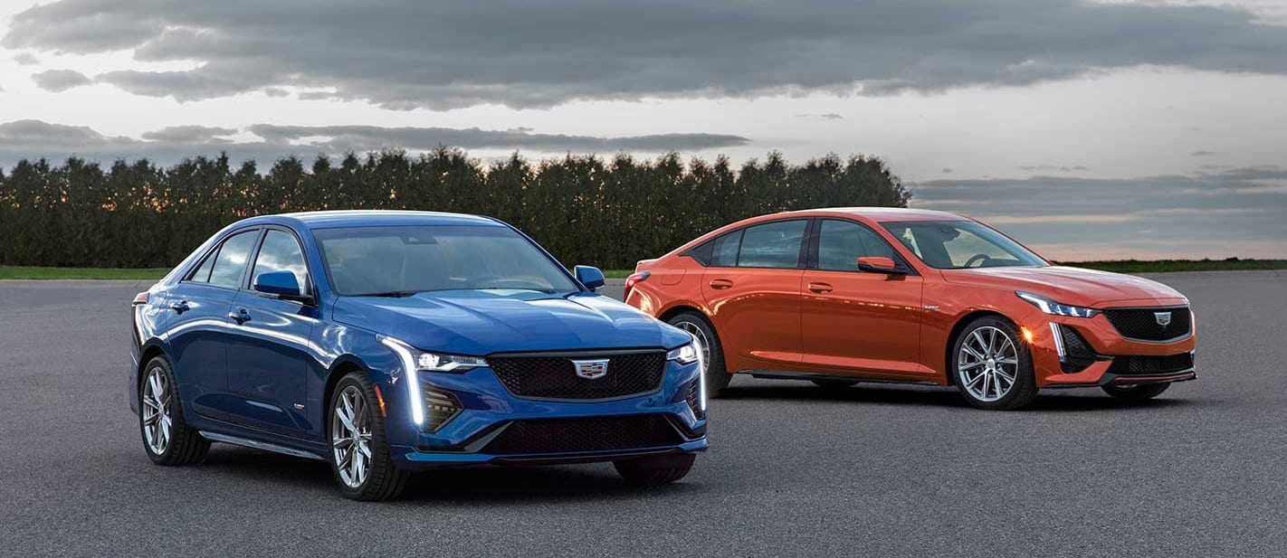 Cadillac planning supercharged V8 CT5