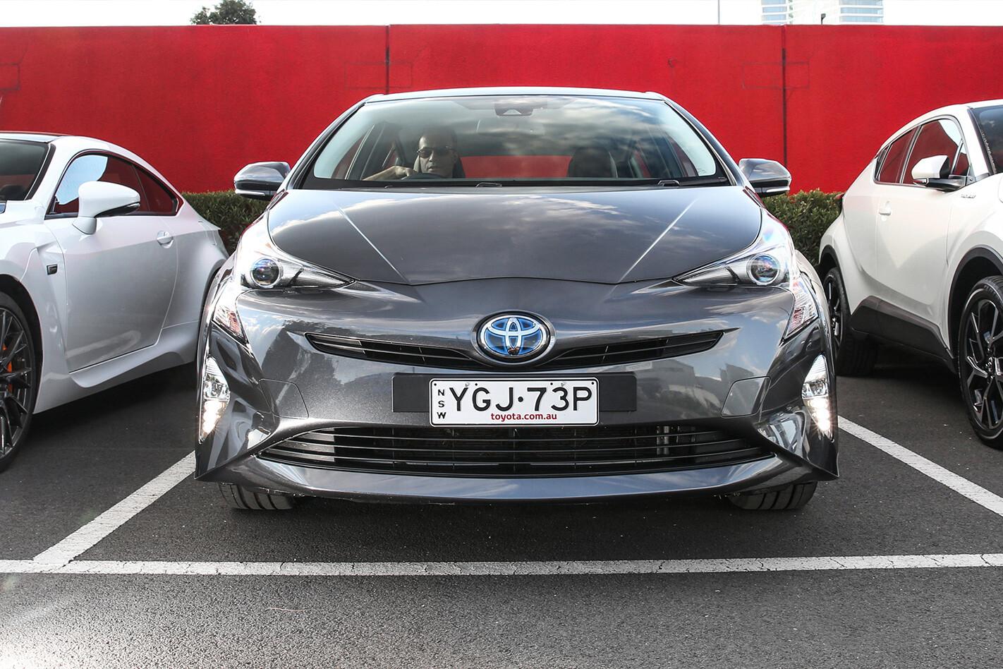 Toyota Prius Front Jpg