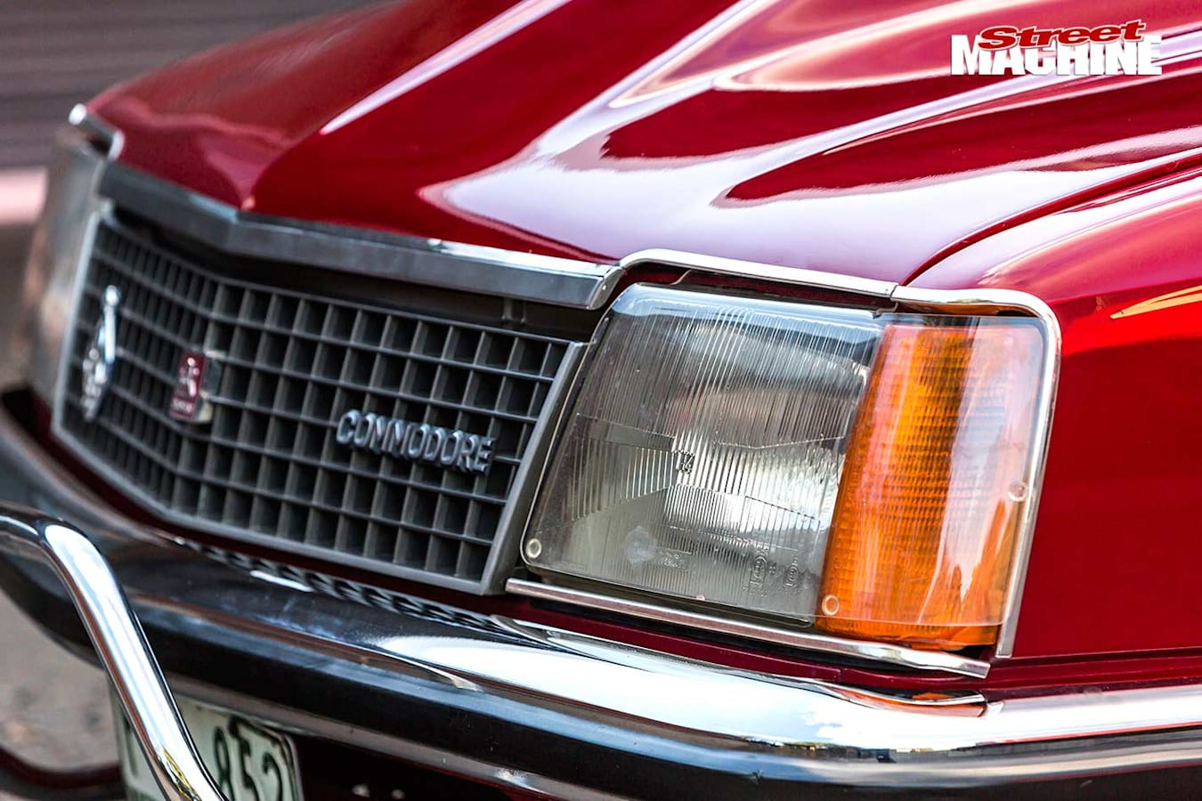Holden VC Commodore grille