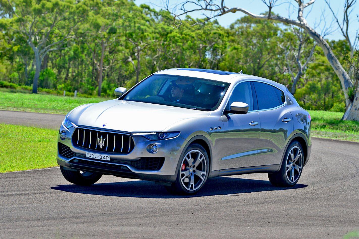 2017 Maserati Levante Turbo Diesel