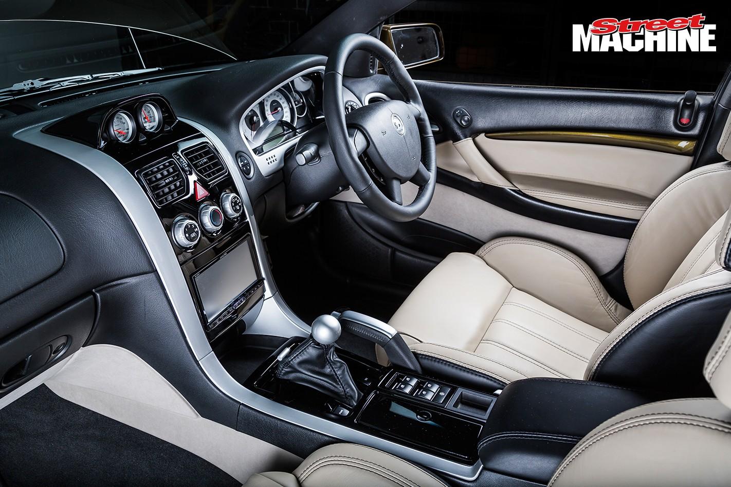 Turbo VY Commodore KINGGM 18 Nw