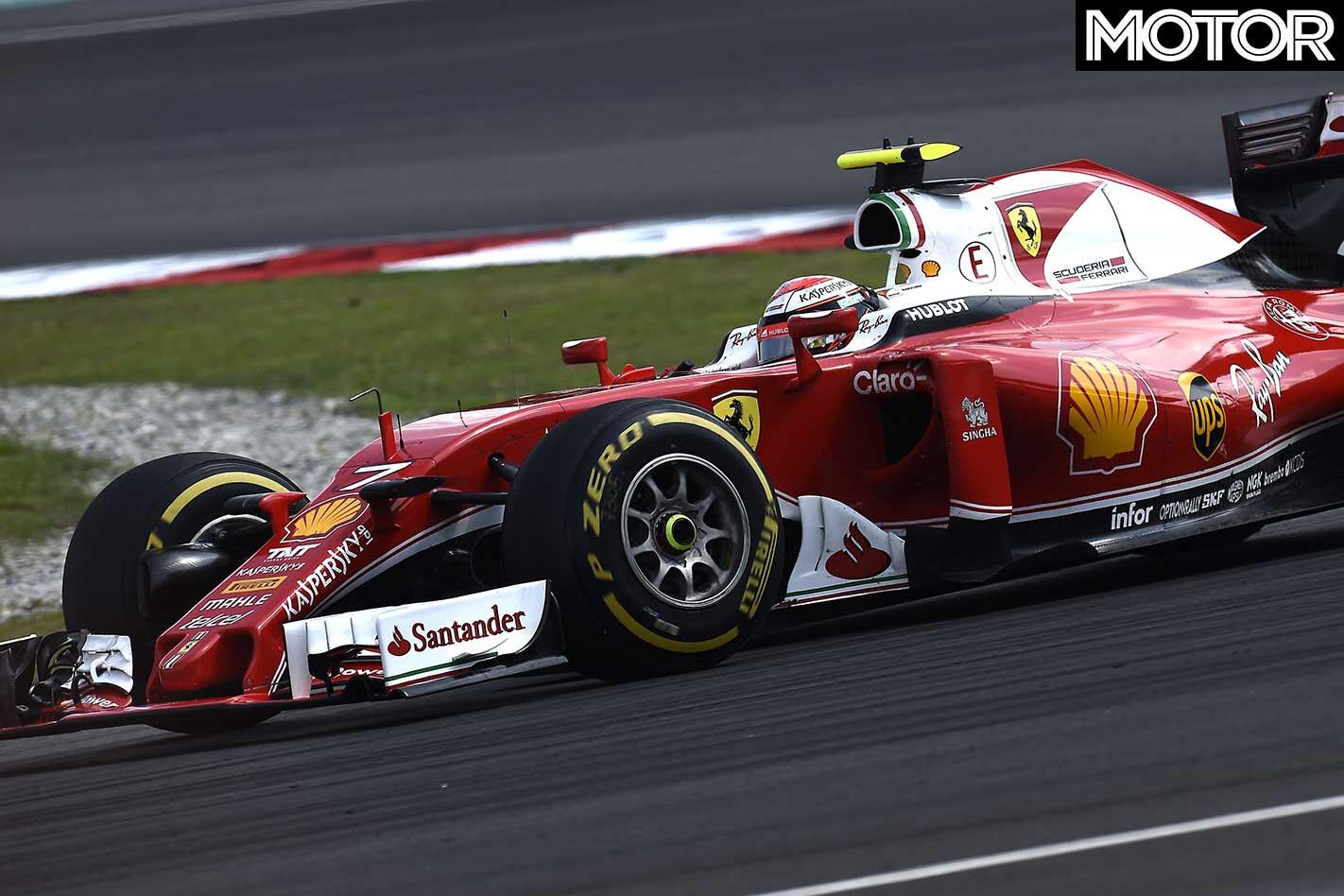 Ferrari SF 16 H Front Jpg