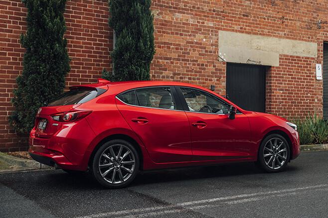 Mazda 3 Touring hatch