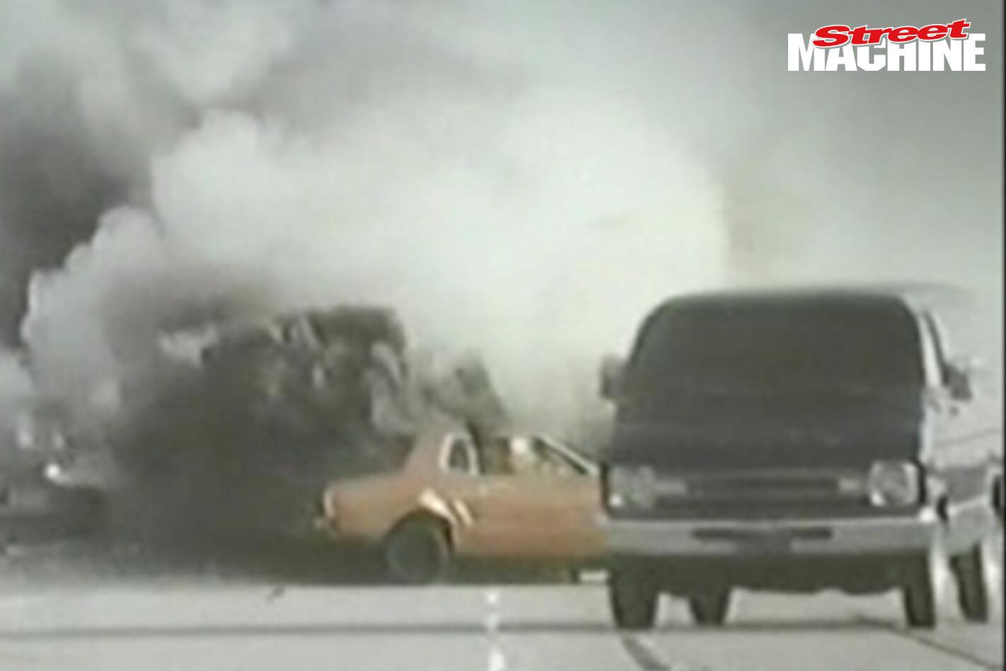 Death Car On The Freeway Movie 1