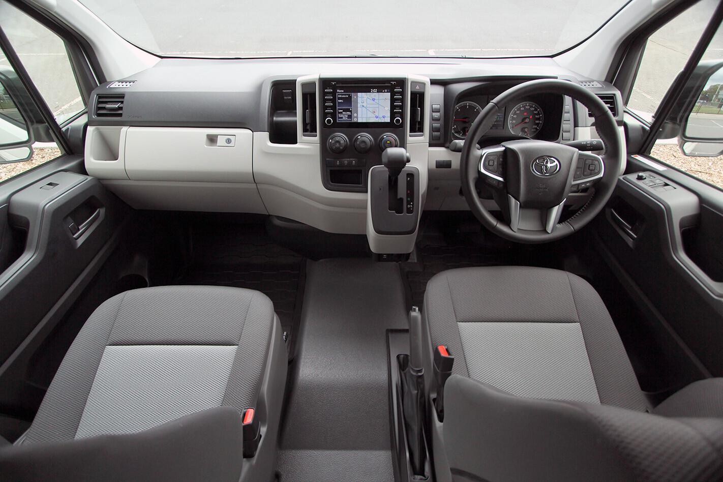 Toyota Hiace SLWB
