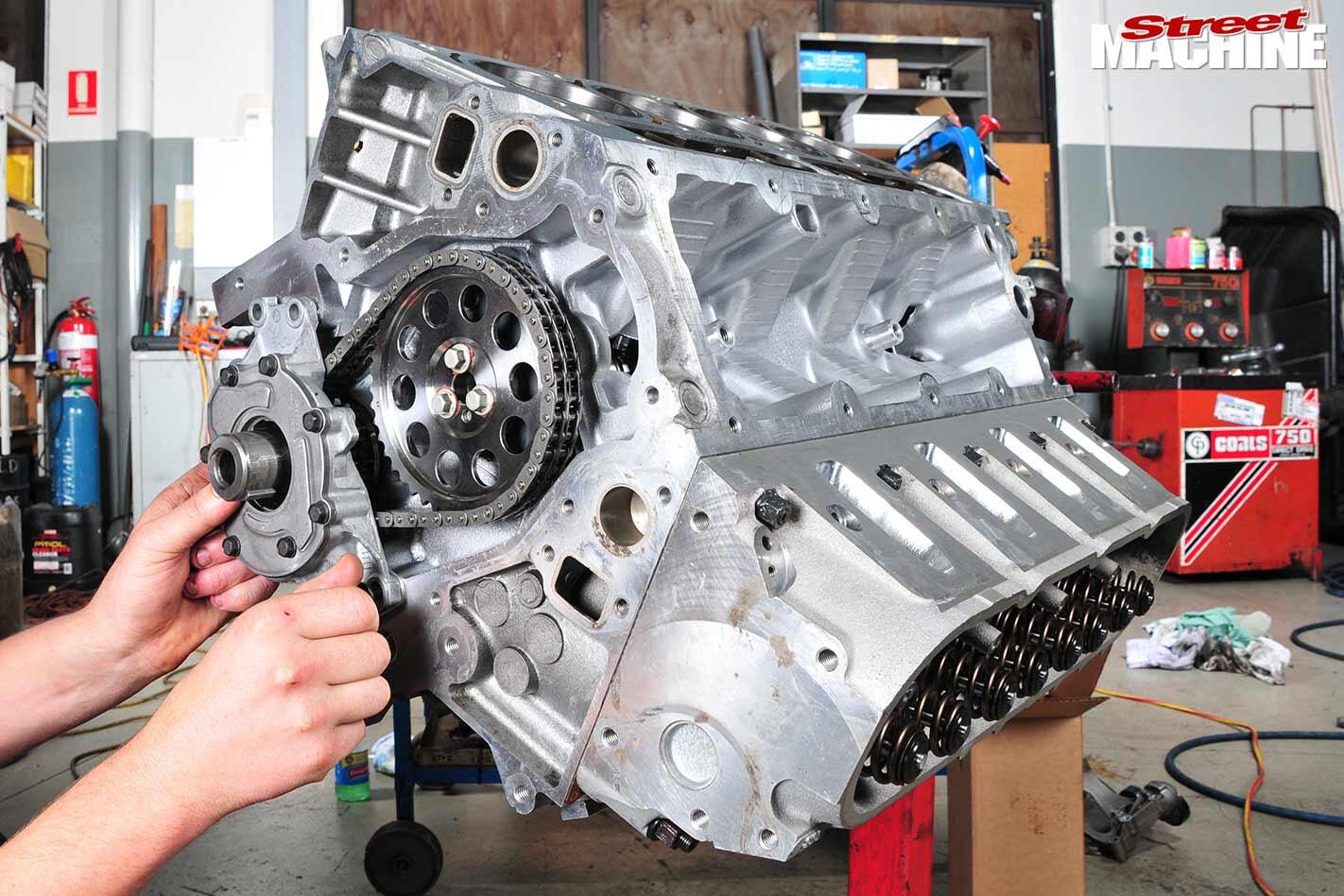 twin-turbo ls1 fit-up