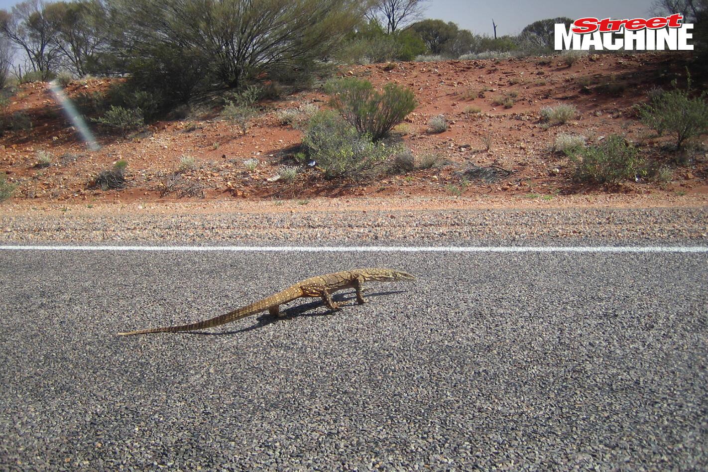 Stuart Highway Speed Limit 1
