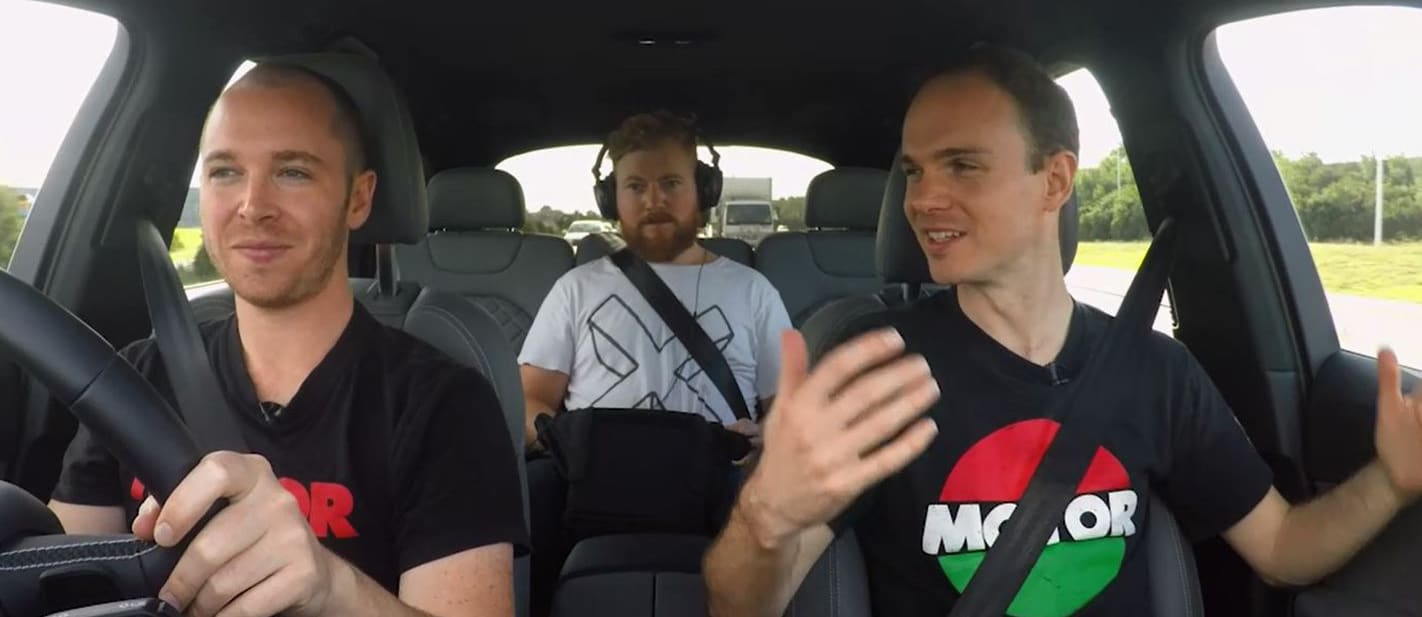 Performance Car Podcast Episode 2 main