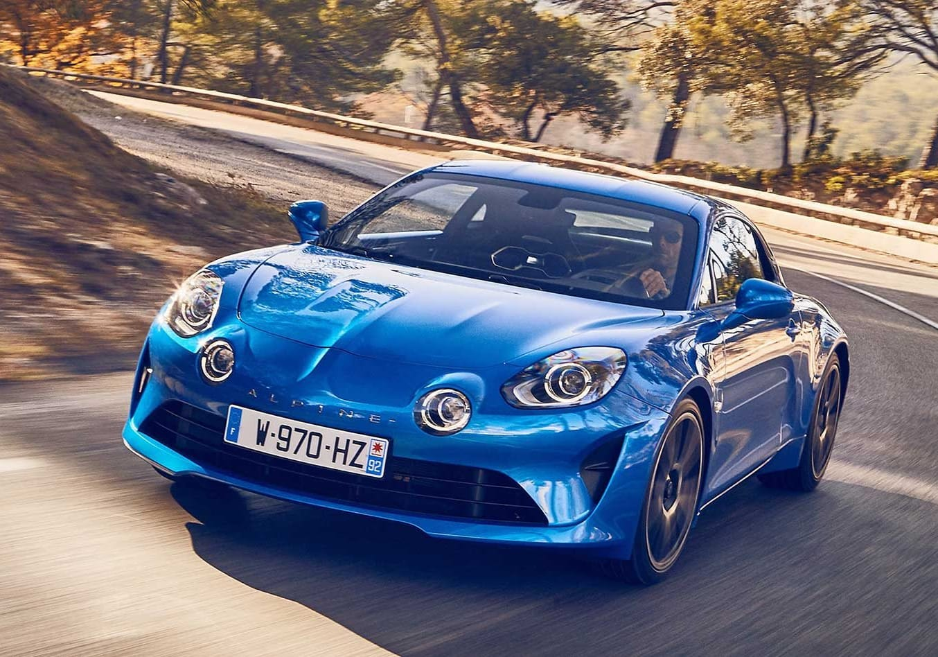 2018 Alpine A110 in numbers