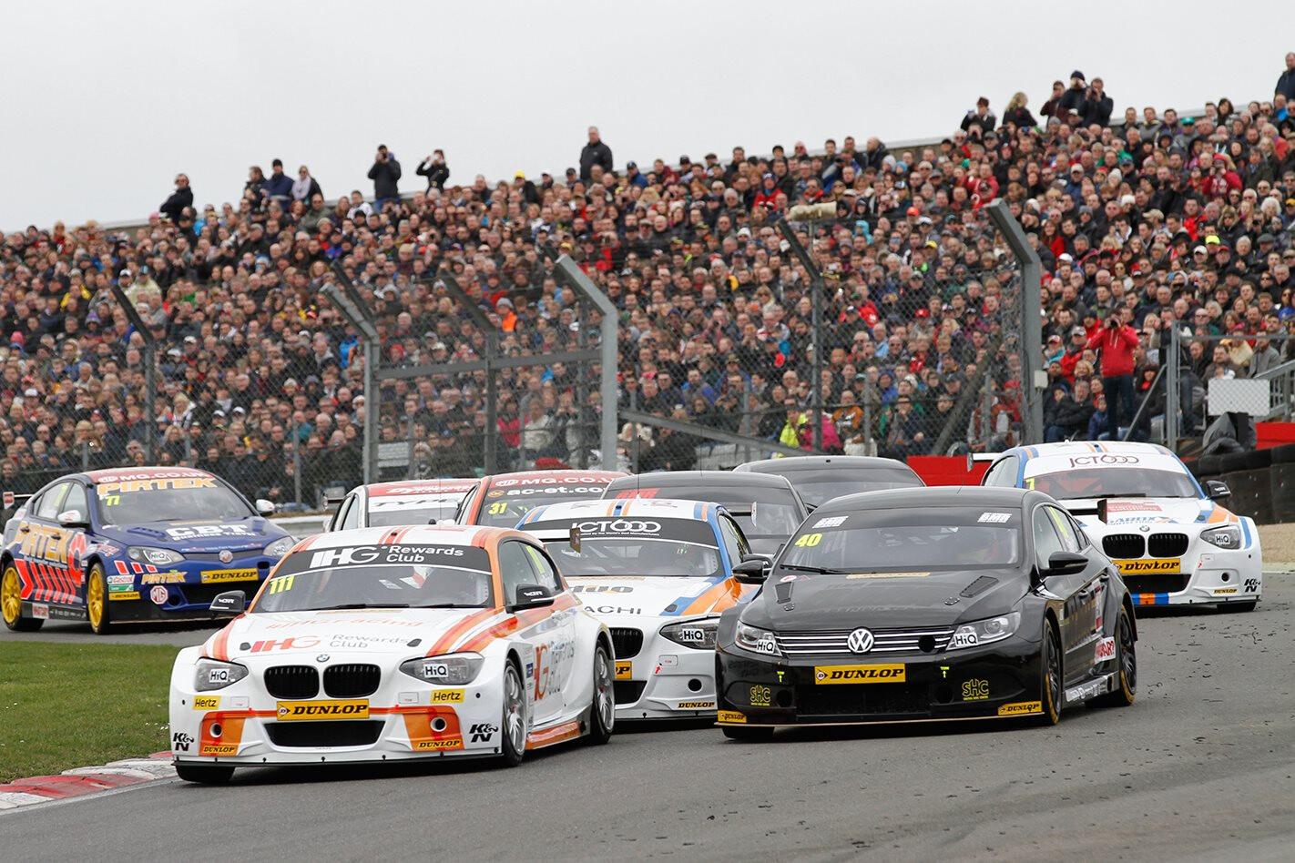 BTCC Brands Hatch