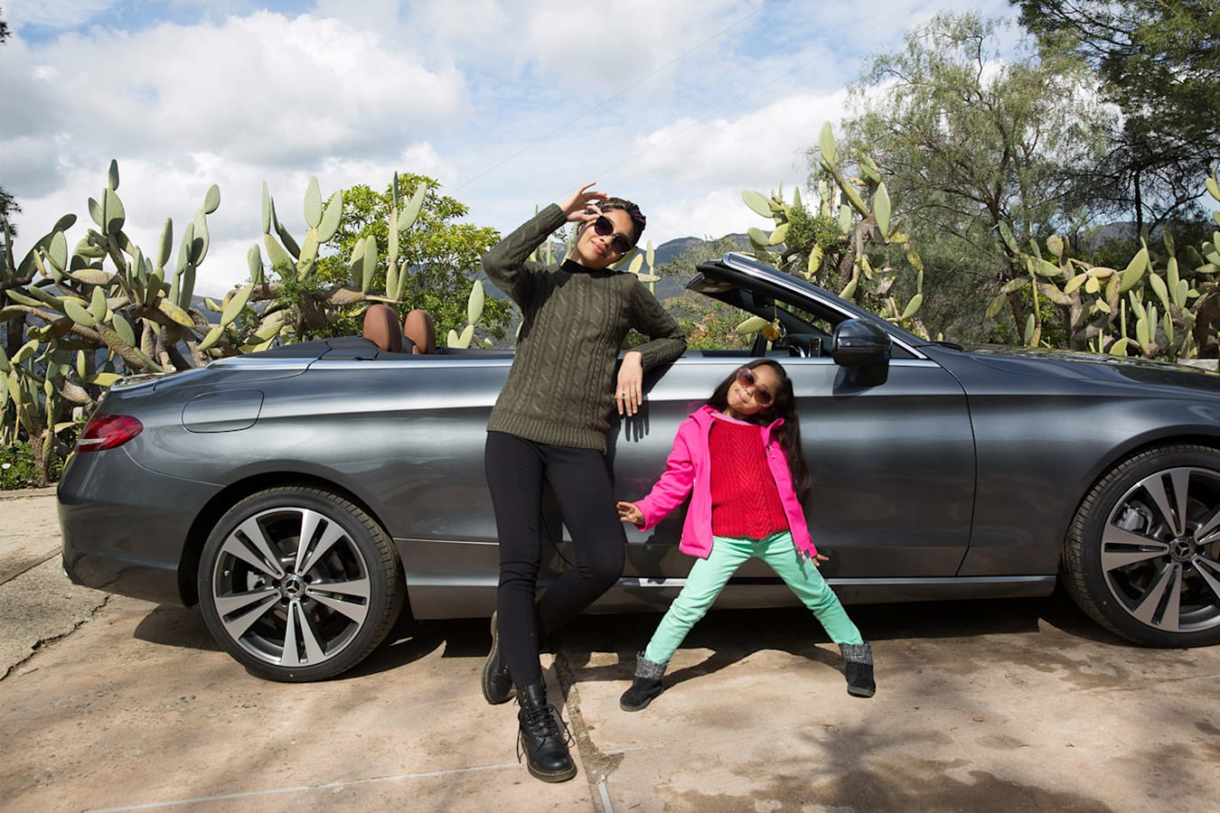 Shes Mercedes Campaign Cabriolet Jpg