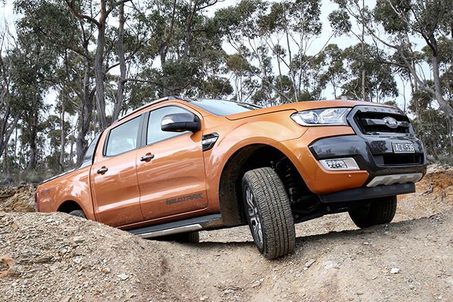 Ford -Ranger -body