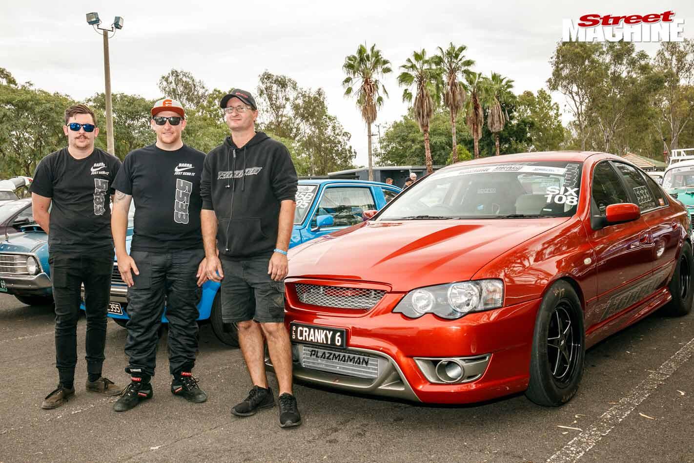 xr6 turbo developments