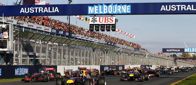 Melbourne, Formula 1, bernie ecclestone, 50 year, contract, extension, Mark Webber, Ron Walker, Albert Park, 2013, new, pictures, video, unveiled, released, review, test drive, driven, interior, badge, engine, wheels, speed, price