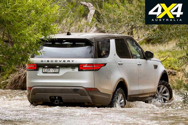 Land Rover Discovery Sd 6 Rear Jpg