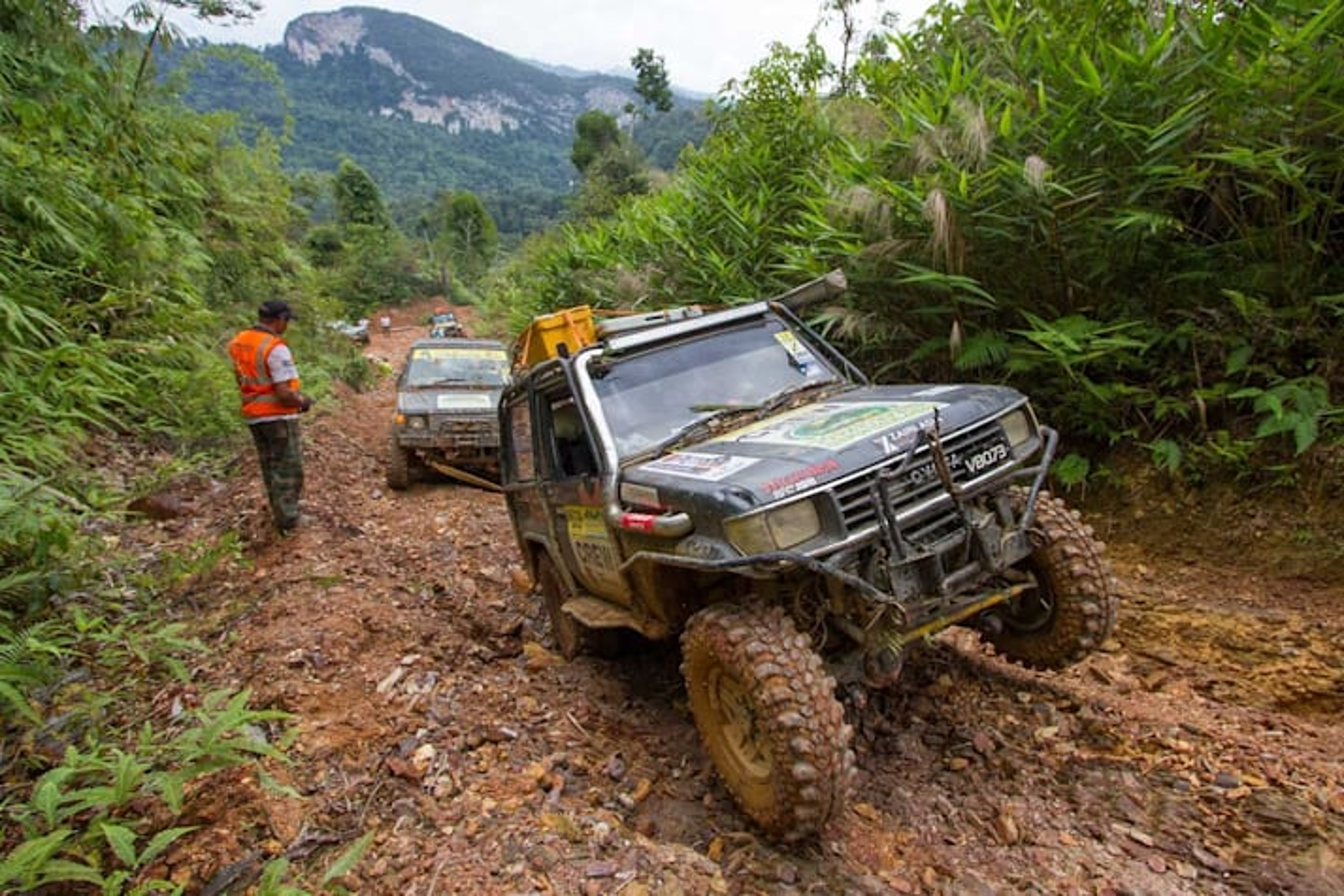 Rainforest Challenge Adventure Tour 2019
