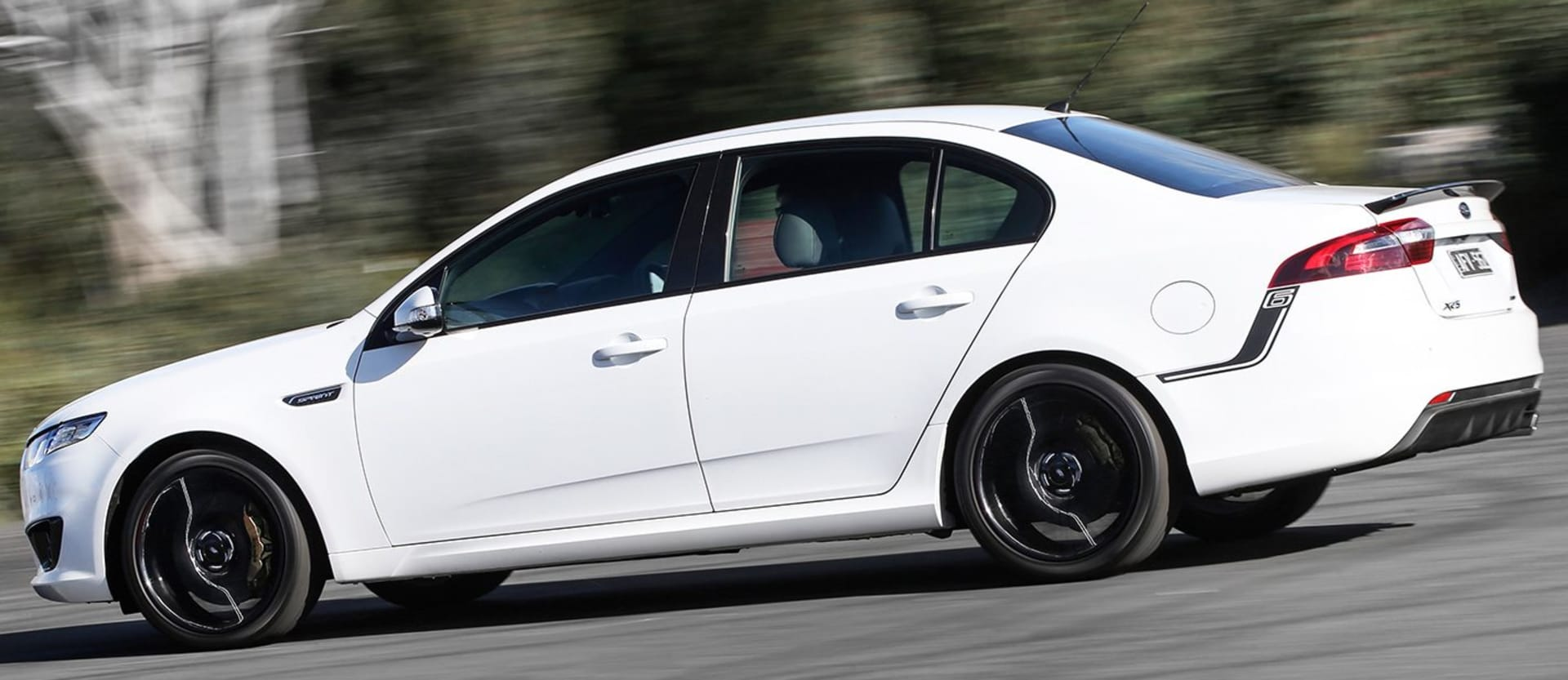 Ford Falcon XR6 Sprint review