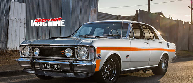 ford falcon xw gt 1 nw