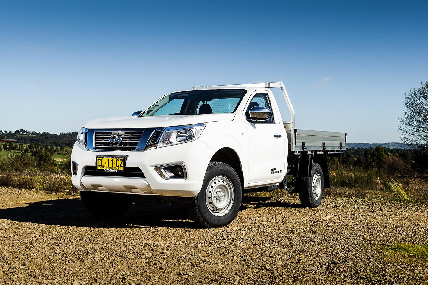 Nissan Navara Single Cab Tray Jpg