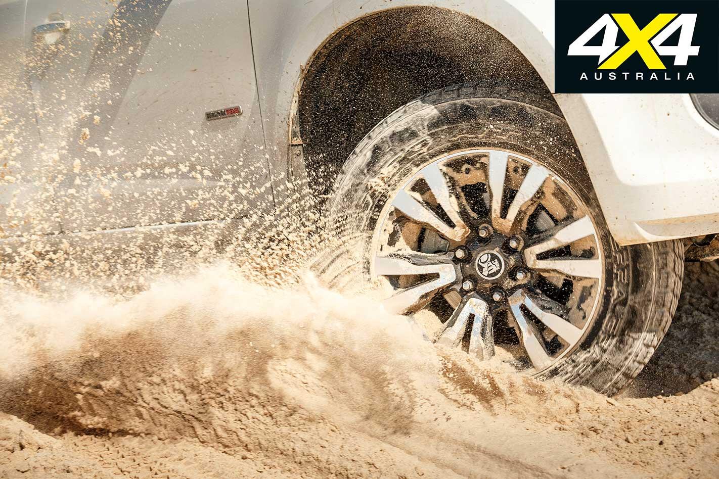 4 X 4 Adventure Series South East Queensland Part 2 Sand Tyres Jpg