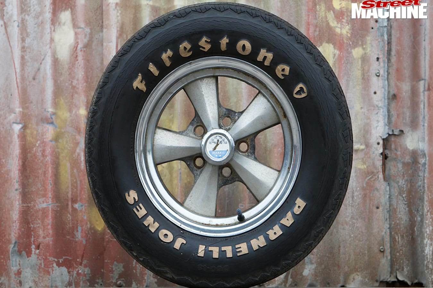 Tasman wheel