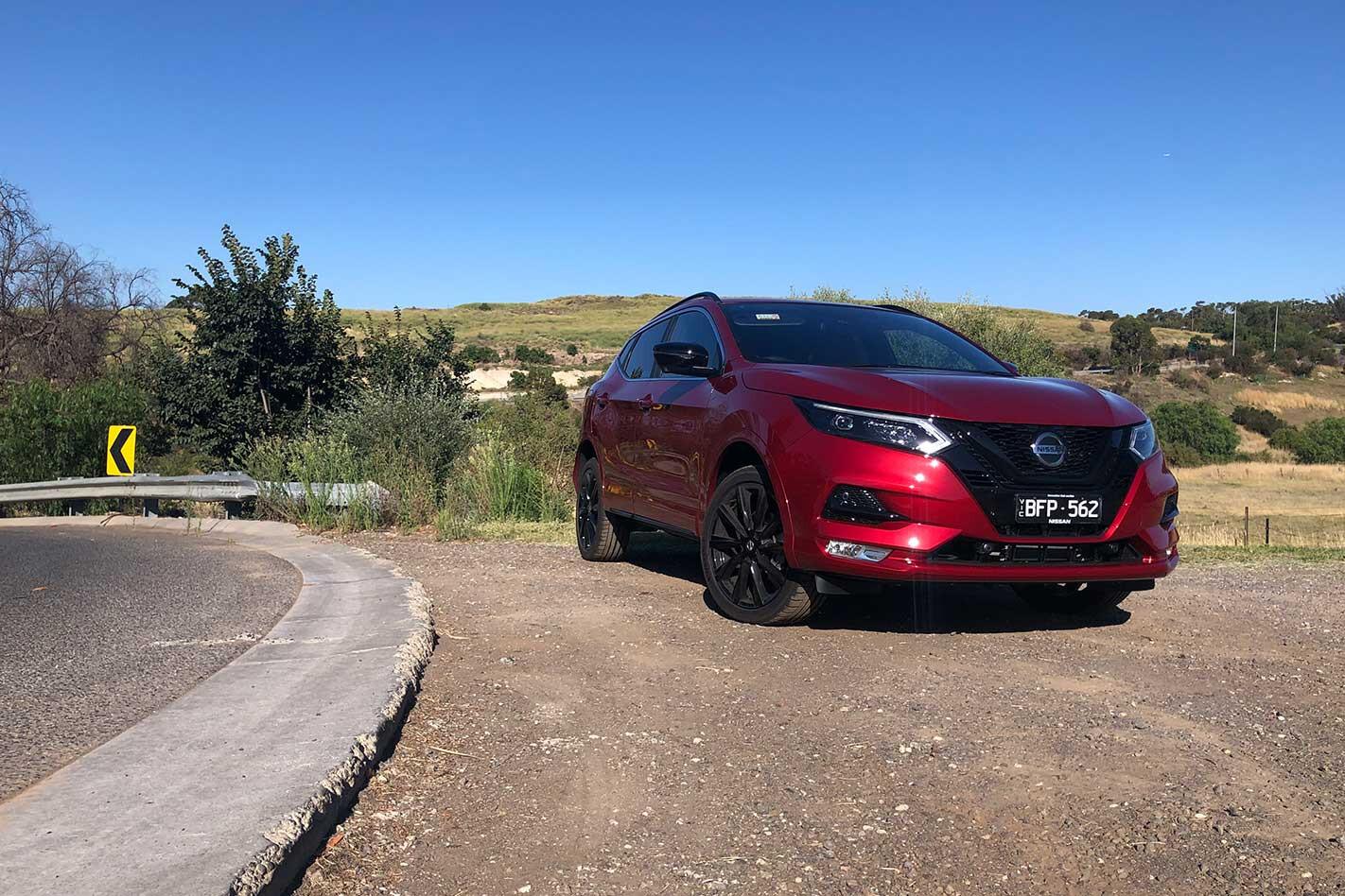 2020 Nissan Qashqai Midnight Edition long term review
