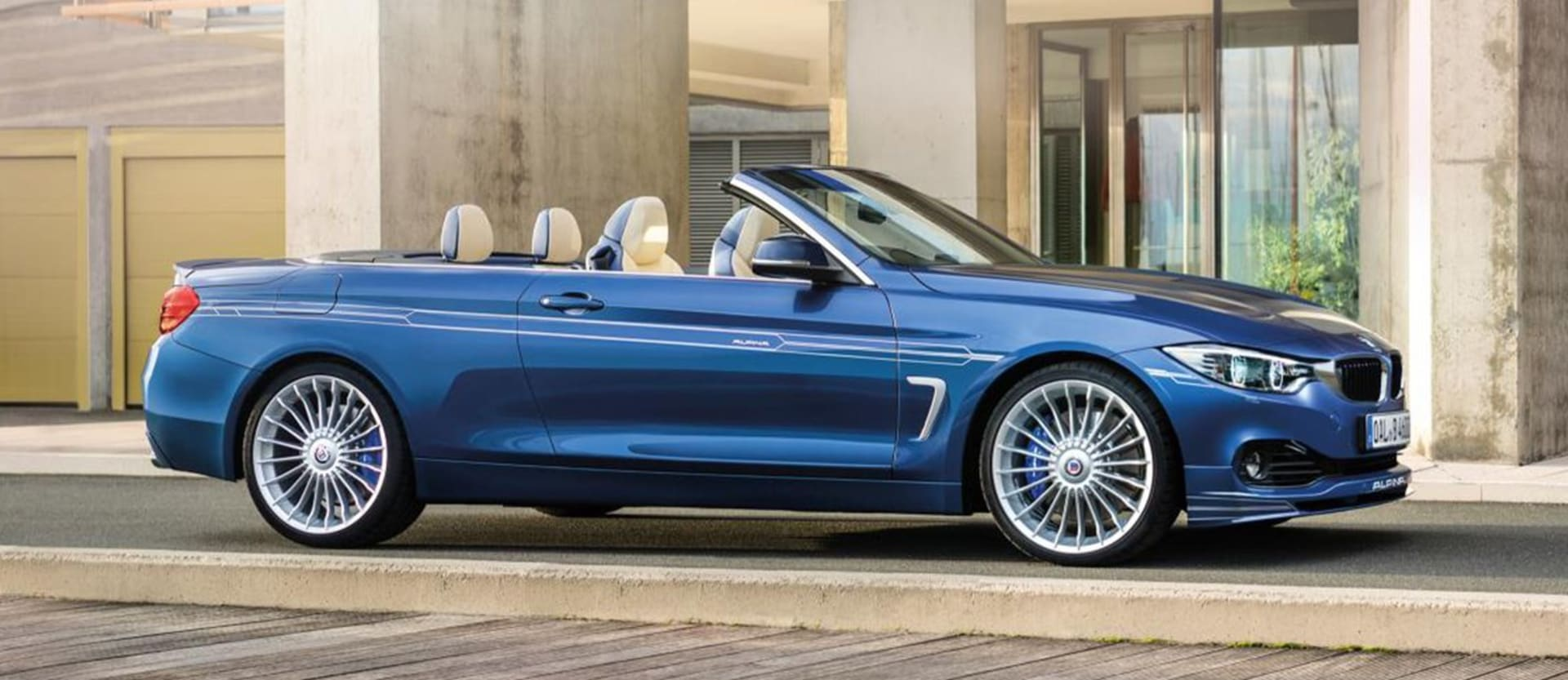 Alpina BMW BiTurbo