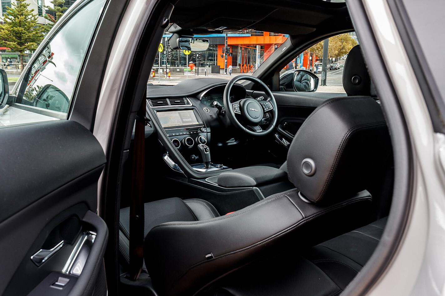 Jaguar Interior Jpg