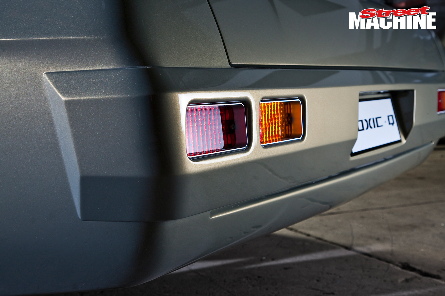 HQ Holden Sedan TOXICQ 5