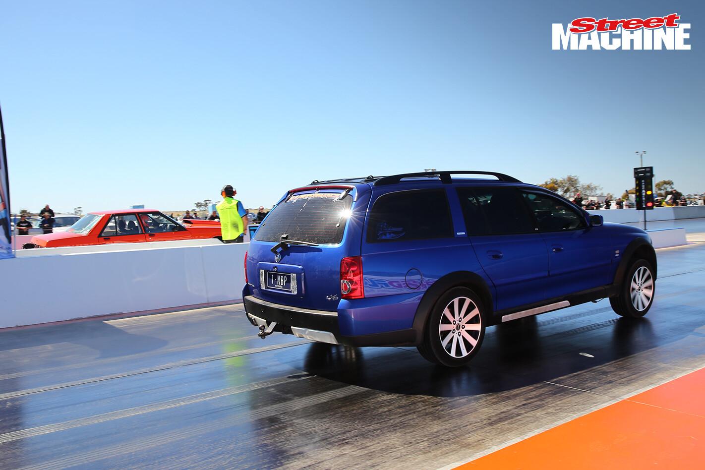 700Hp Holden Adventra