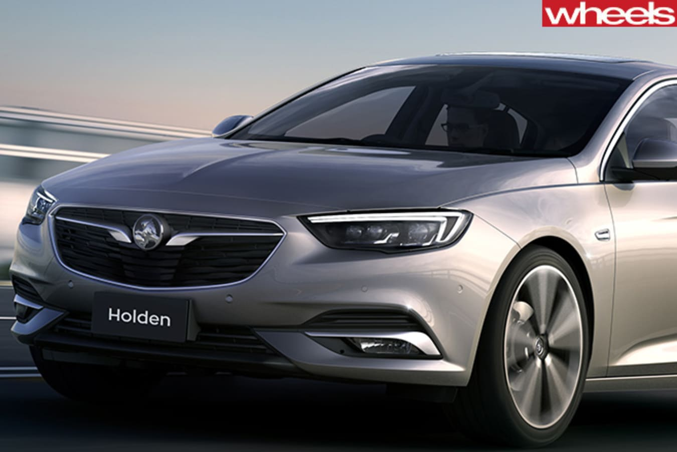 2017-Holden -Commodore -front -close