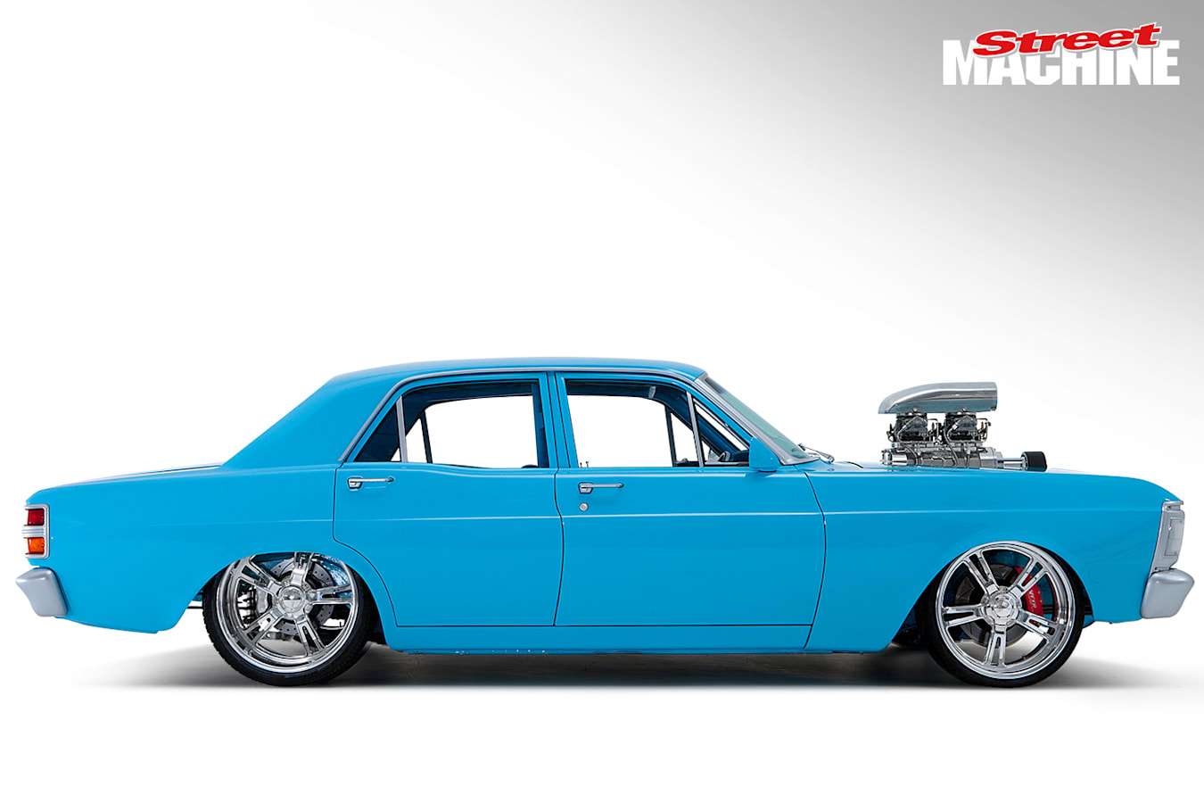 Ford XY Falcon Blown 383 3 Nw