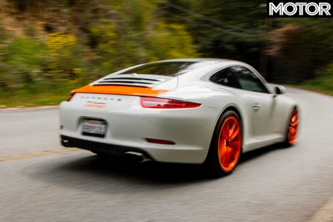 Vonnen Carrera Hybrid Porsche 911 Rear Jpg