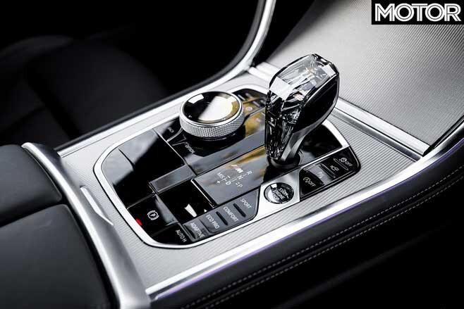 2019 BMW M 850 I Gear Shifter Jpg