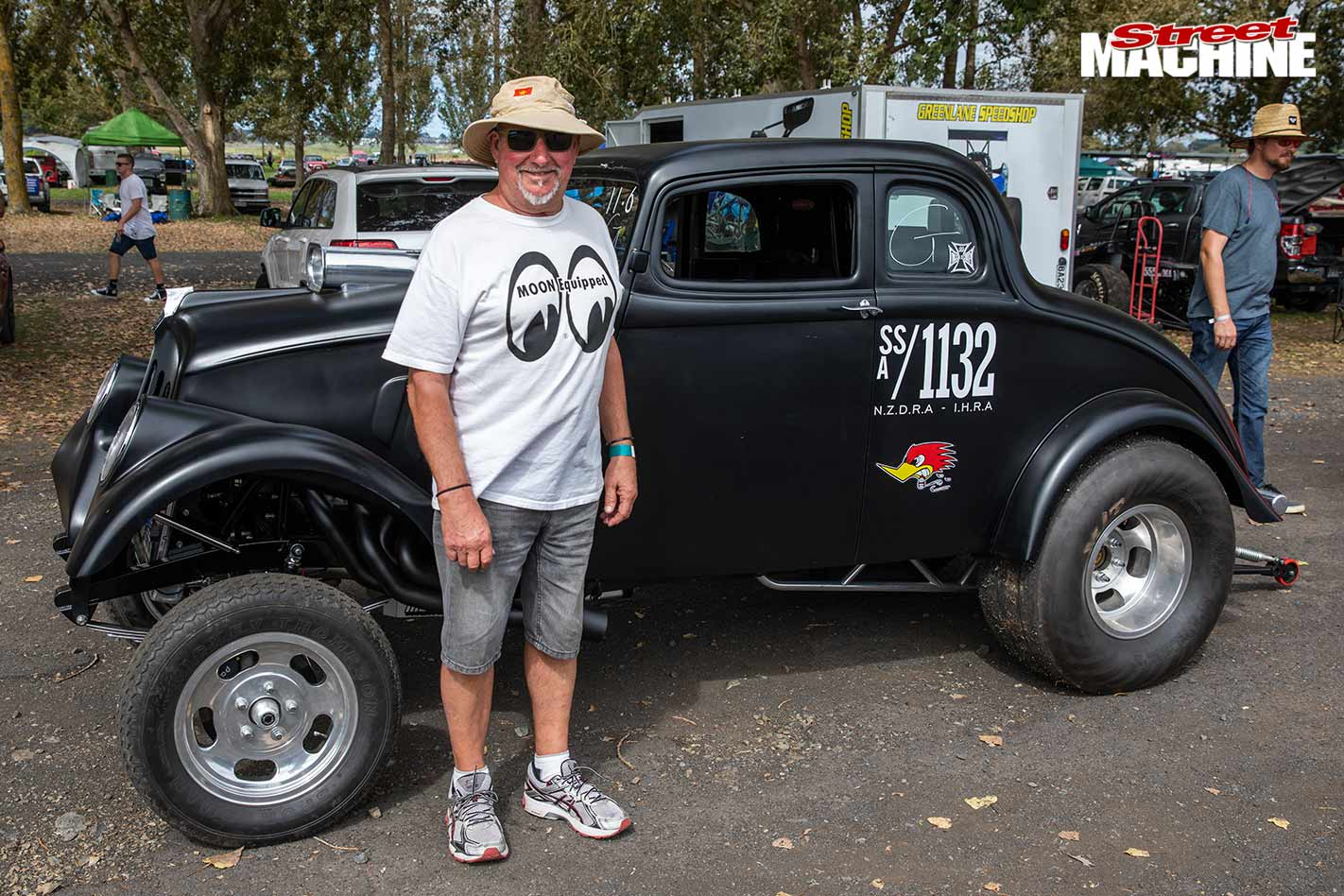 Max Turner's 1933 Willys
