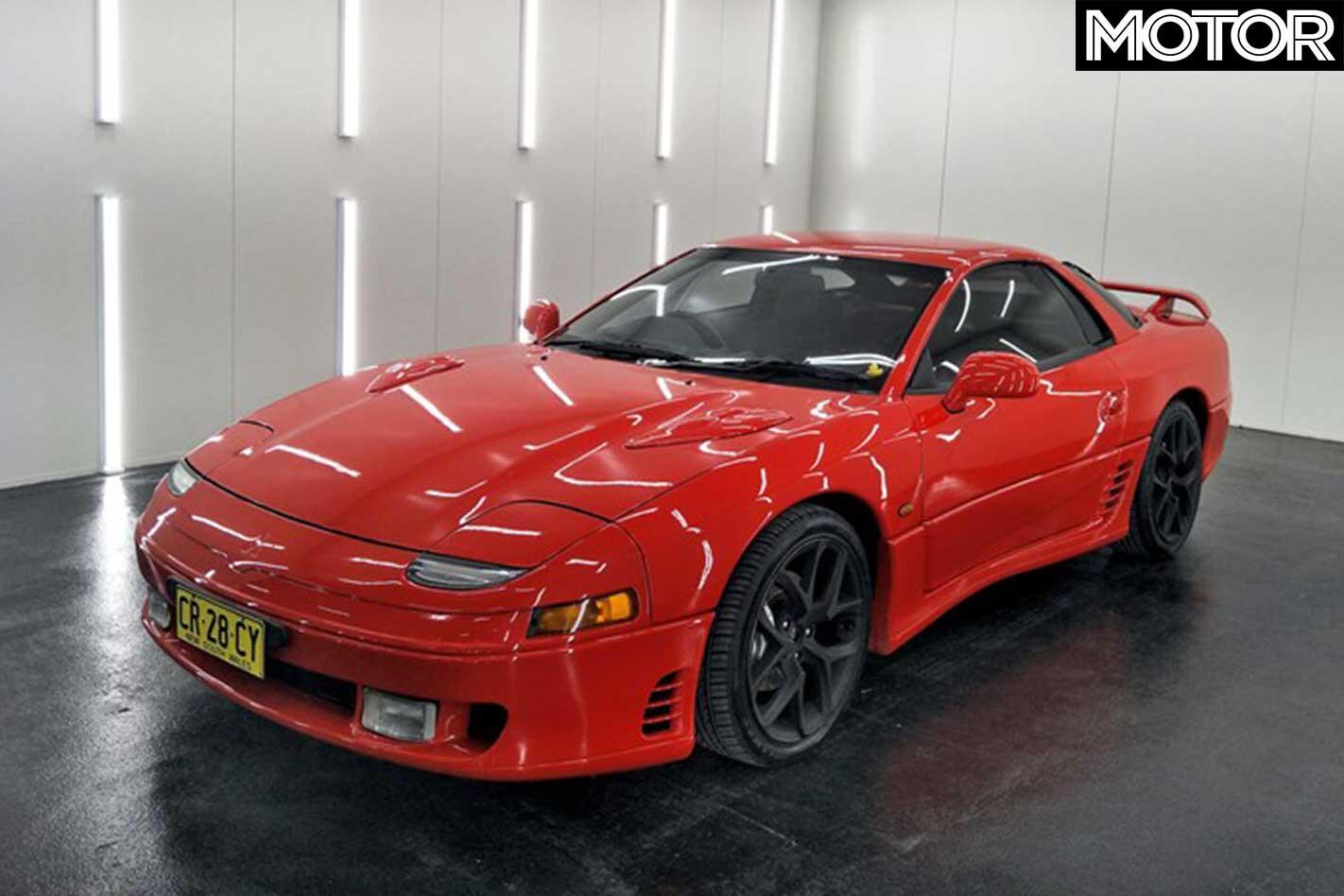 1993 Mitsubishi 3000 GT Jpg
