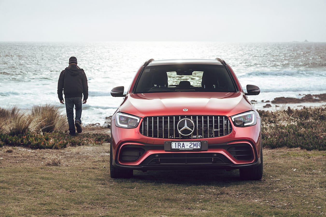 Mercedes AMG GLC 63 S Review Front Jpg