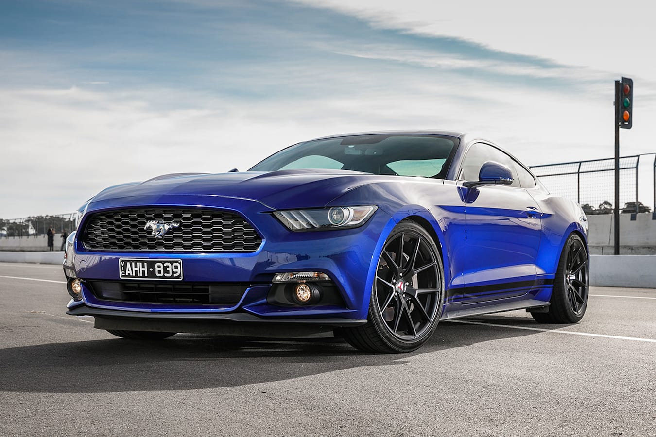 Ford Mustang Hot Tuner 2017 Tickford Eco Boost Jpg