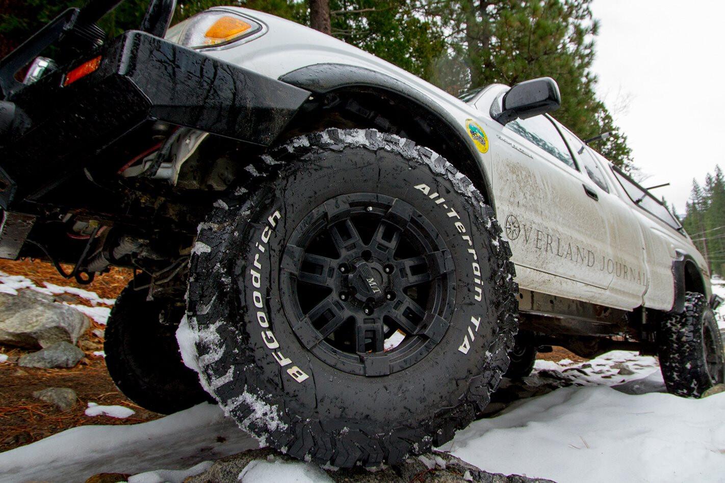BFGoodrich All Terrain KO2 tyres