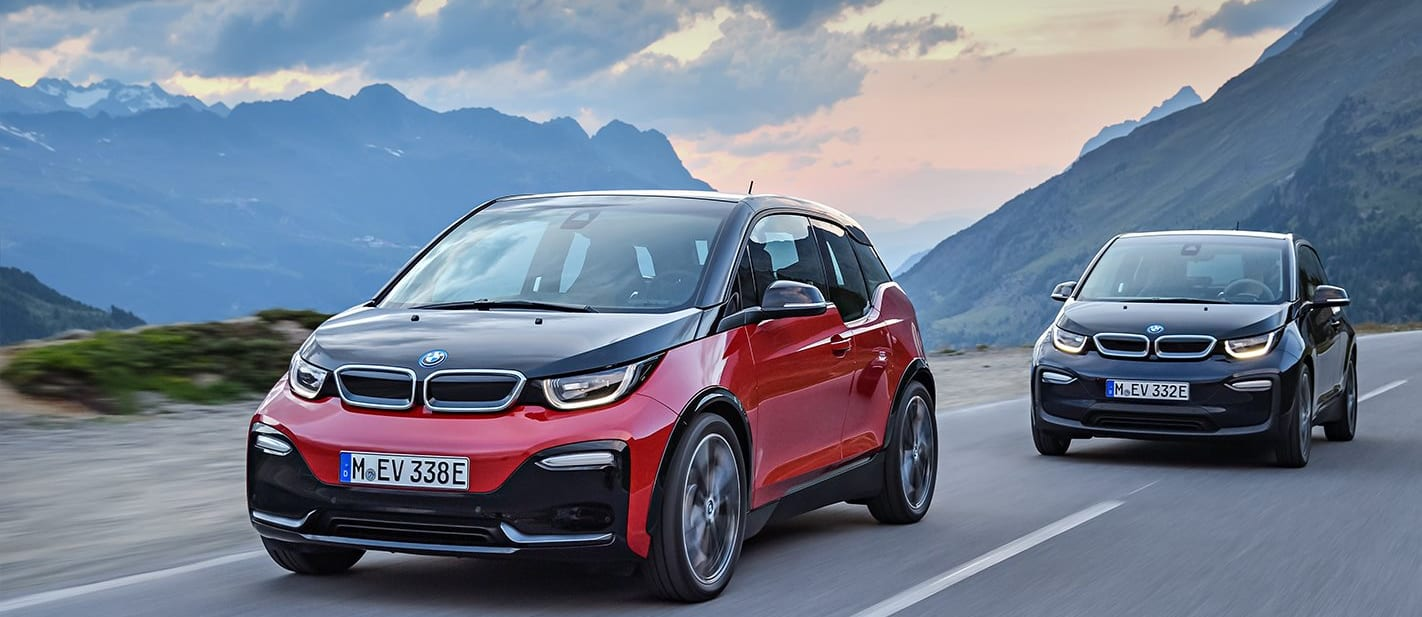 BMW i3 ad banned for promoting street racing