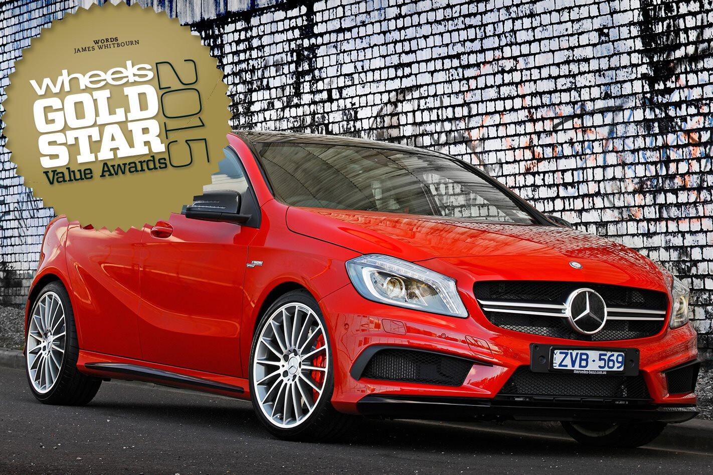 Performance Cars $75K-$150K: Gold Star Value Awards 2015