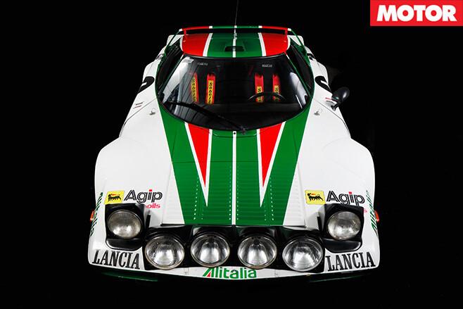 1972 Lancia Stratos front