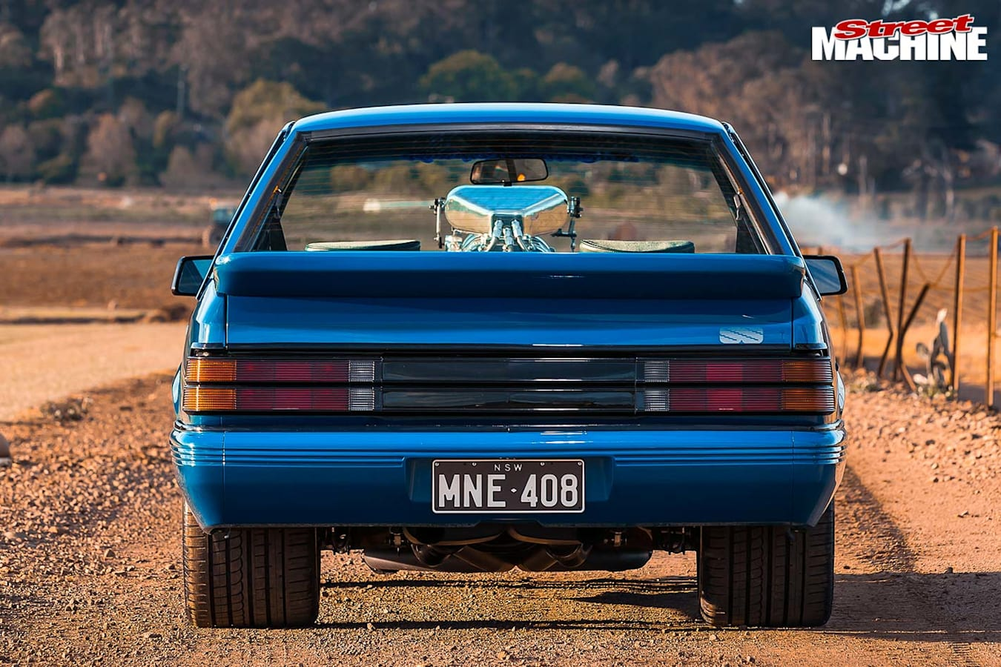 Holden VK Commodore rear