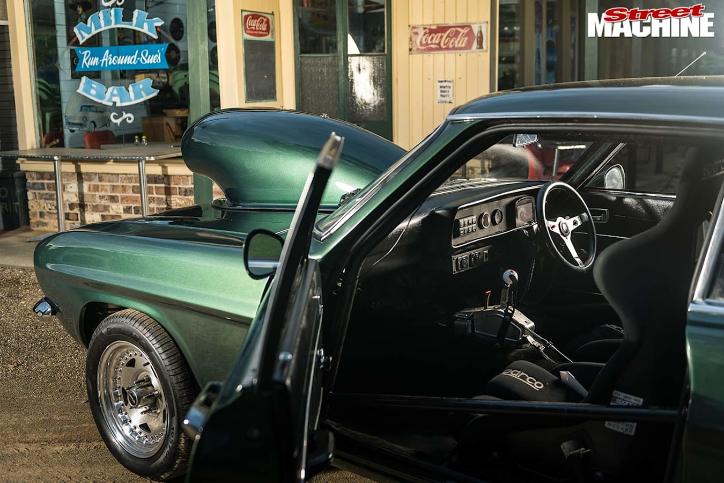 Alon Vella's Ford Capri