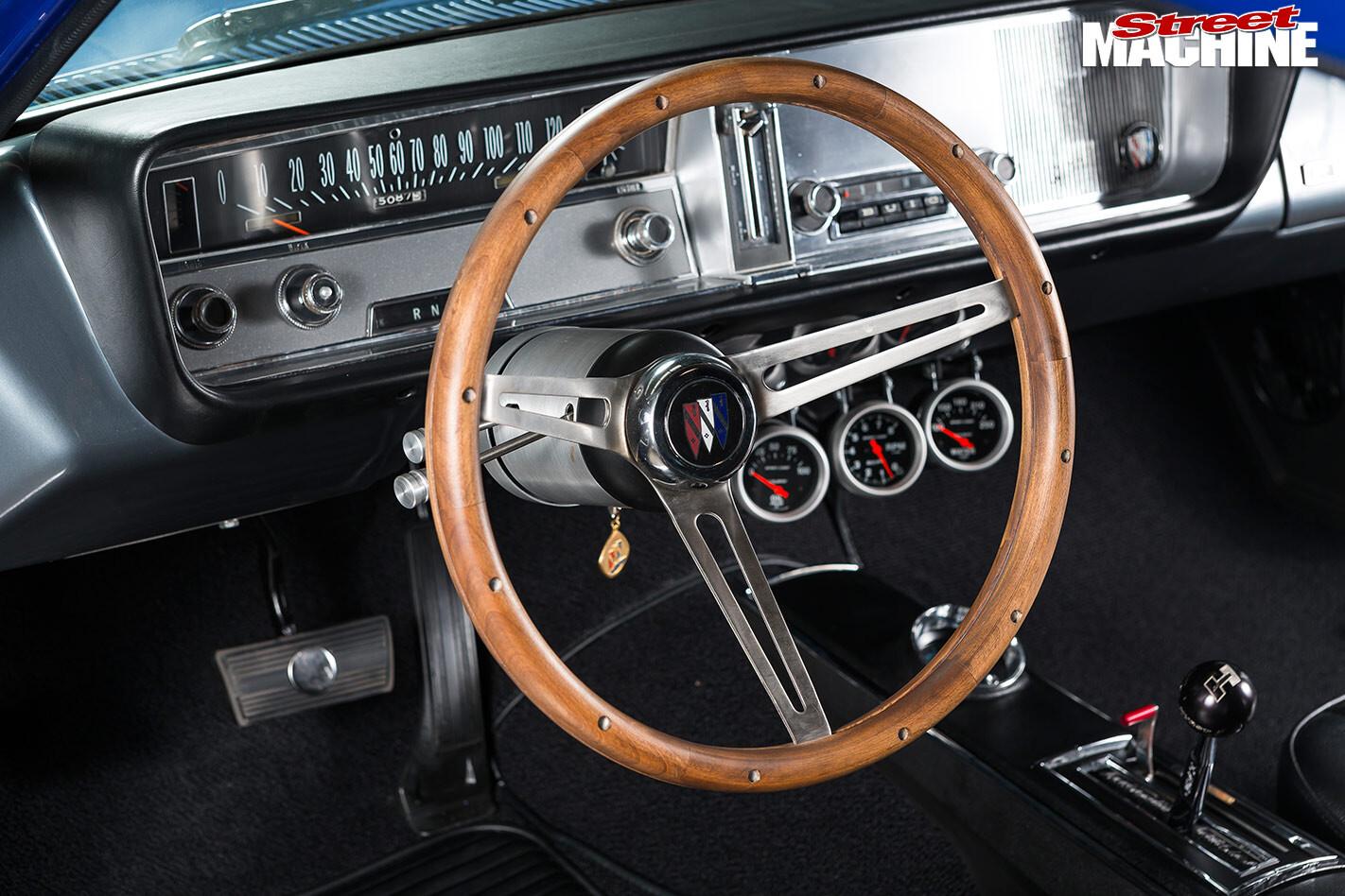 Buick Special dash