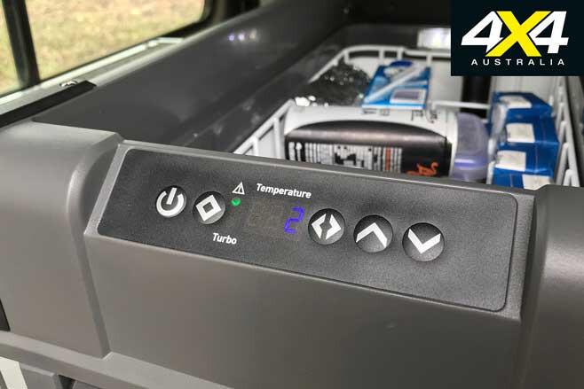 My COOLMAN 30 L Fridge Freezer Control Panel Jpg